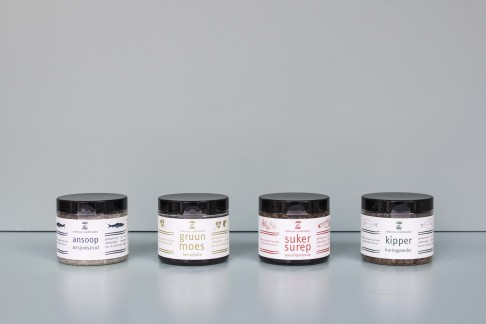 Zuiderzee Condiments by Foodcurators
