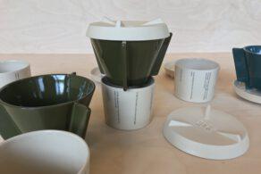 Zuiderzee Slow Coffee set